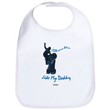 Cute Daddy's boy Bib