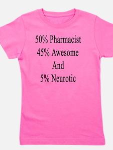 Unique Pharmacy Girl's Tee