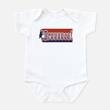 Bruuuce! Infant Bodysuit