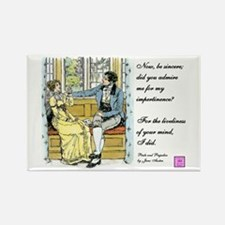 Bennetgirls Jane Austen quote Magnet