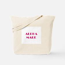 Alpha Mare Tote Bag