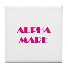 Alpha Mare Tile Coaster