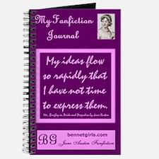 Bennetgirls Jane Austen fanfiction Journal