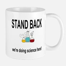 doing science here! Mugs