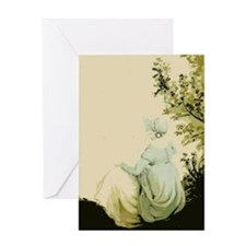 Bennetgirls Jane Austen Greeting Card