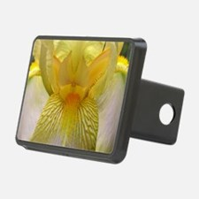 Yellow Iris Hitch Cover