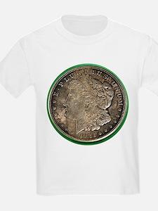 Morgan Silver Dollar T-Shirt