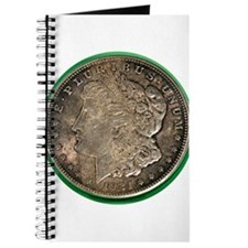Morgan Silver Dollar Journal