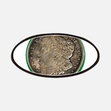 Morgan Silver Dollar Patch