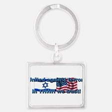 United terror bumper Keychains