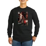 Accolade / Rottweiler Long Sleeve Dark T-Shirt