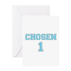 Chosen One Greeting Card