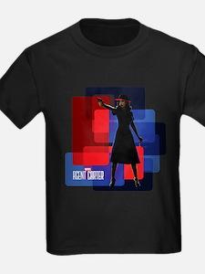 Agent Carter Squares T