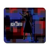 Agent carter Classic Mousepad