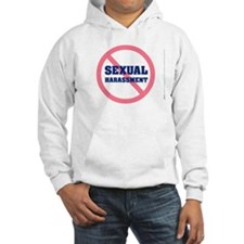 No Sexual Harassment Hoodie