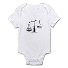 Racist Justice System Infant Bodysuit