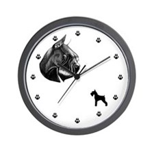 GS headstudy 1 Wall Clock