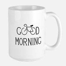 Bicycle Good Morning Mugs