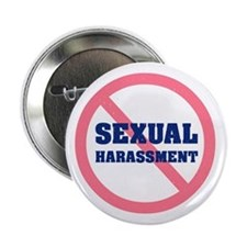 No Sexual Harassment Button