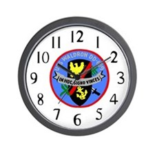 USS Waldron (DD 699) Wall Clock