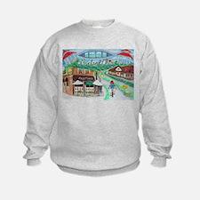 Loveland, Ohio - Lightened.jpg Sweatshirt