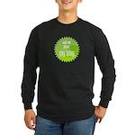I am Blogging This Long Sleeve Dark T-Shirt