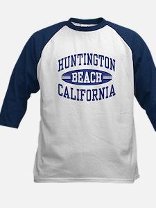 Huntington Beach CA Kids Baseball Jersey