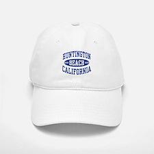 Huntington Beach CA Baseball Baseball Cap