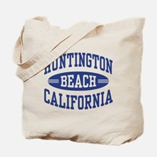 Huntington Beach CA Tote Bag