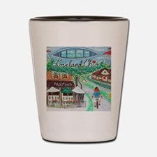 Loveland, Ohio - Lightened.jpg Shot Glass