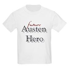 Future Austen Hero T-Shirt