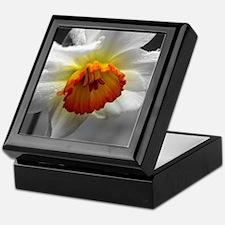 Daffodil Umbrella Keepsake Box