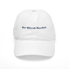 Bar Mitzvah Boy Baseball Cap