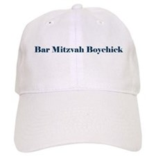 Bar Mitzvah Boy Baseball Cap