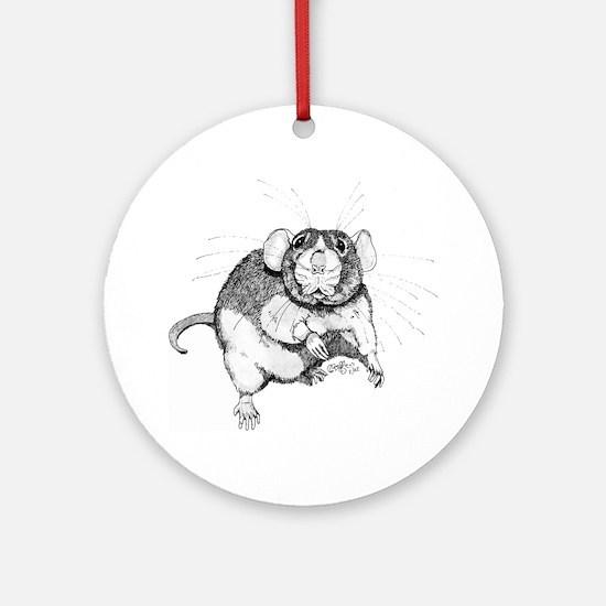 Dumbo Ornament (Round)