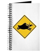 Beware of Wild Boars, Japan Journal