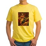 The Path / Rottie Yellow T-Shirt