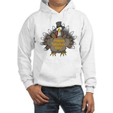 Happy Tofurkey Day Two Hoodie Sweatshirt