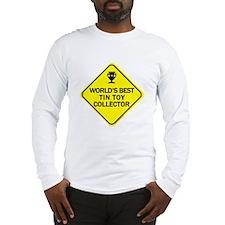 Collector Tin Toys Long Sleeve T-Shirt
