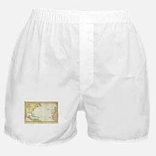 Vintage Christopher Columbus Voyage M Boxer Shorts