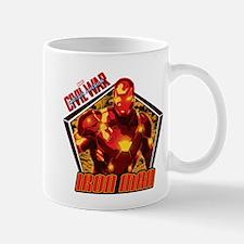 Civil War Iron Man Mug