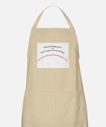 Official Teenage Advocate Blo BBQ Apron
