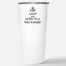 Unique Park ranger Travel Mug