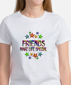 Friends Make Life Special Tee