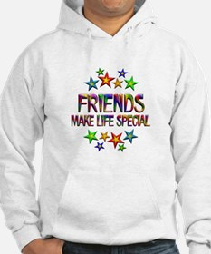 Friends Make Life Special Jumper Hoody