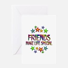 Friends Make Life Special Greeting Card