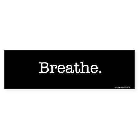 Breathe Bumper