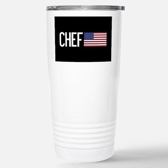 Careers: Chef (U.S. Fla Stainless Steel Travel Mug
