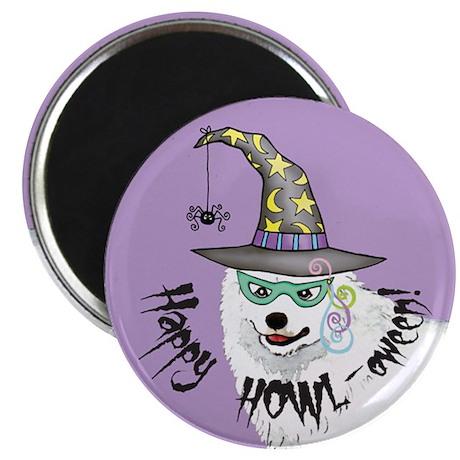 Halloween Eskie Magnet