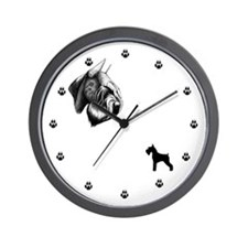 GS headstudy 2 Wall Clock